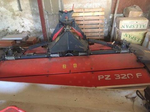 Kuhn PZ 320 F