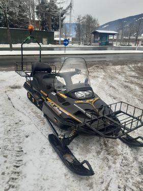 Ski-doo Schneemobile Skandic WT