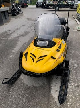 Ski-doo Skandic 600