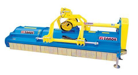 Zanon RFG2800 Front/Heckmulcher