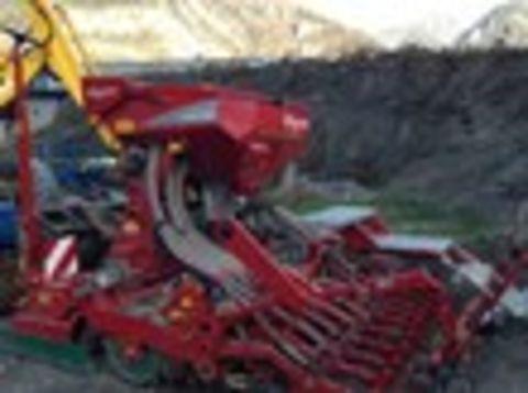 Kverneland s-drill pro 3m