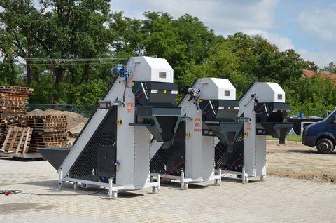 KMK Agro WR30, Bunkerwaage, Tarierband 1 -30kg