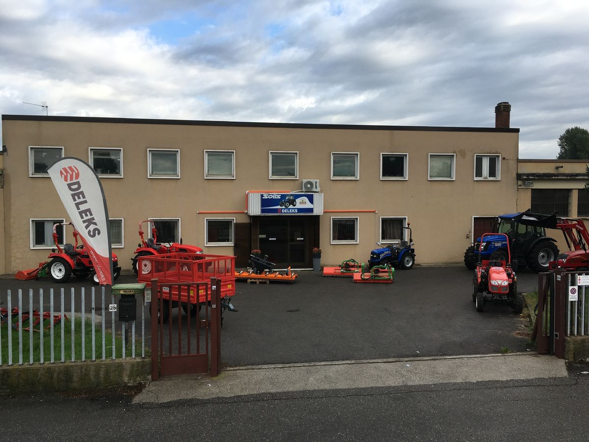 deleks deutschland gmbh - tracteurs-affaires.fr