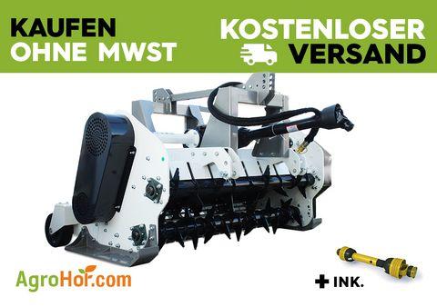 Aardenburg Mulcher 150/180 cm mit Pick-up system