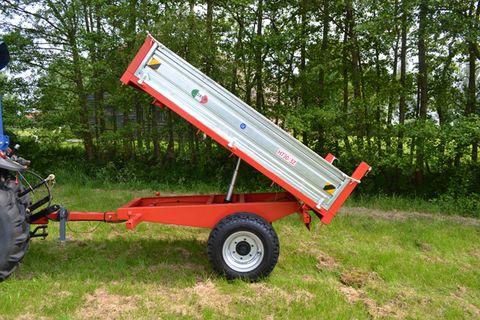 other Einachsanhänger ( Traktor min. 20 PS, 3 Tonnen)