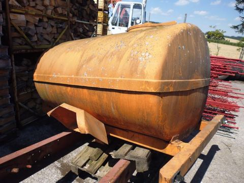 Sonstige Tank ~1750l (z.B. für Salzsole)