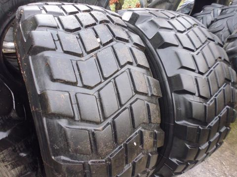 Michelin 2x 525/65R20.5 XS 173F Gebrauchtreifen