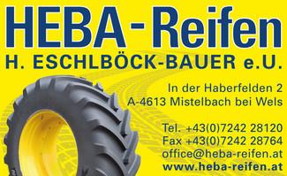 Heba-Reifen H.Eschlböck-Bauer e.U.