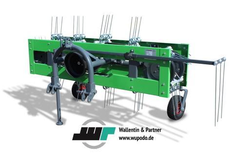 Wallentin & Partner GmbH Bandheuwender - Schwader Kombination 1,80 m