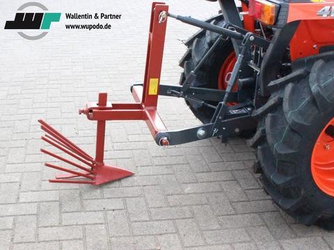 www.wupodo.de Wallentin & Partner GmbH Kartoffelroder - Einreihig