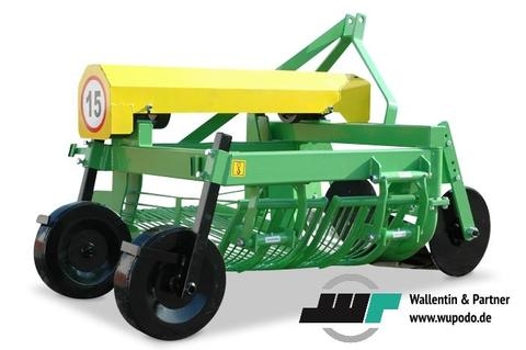www.wupodo.de - Wallentin & Partner GmbH Kartoffelroder 1-reihig - Seitenauswurf