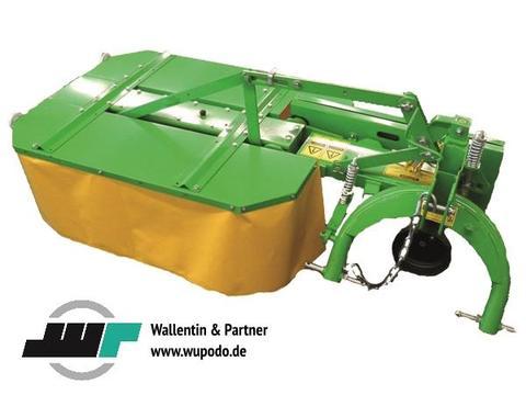 www.wupodo.de - Wallentin & Partner GmbH Trommelmähwerk 1,35m und größer