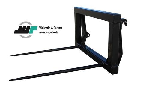 www.wupodo.de - Wallentin & Partner GmbH Ballenspieß Euro Aufhängung bis 700 kg