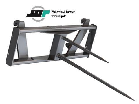 www.wupodo.de - Wallentin & Partner GmbH Ballenspieß mit 2 Zinken für Rundballen Original