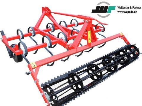 www.wupodo.de - Wallentin & Partner GmbH Grubber 1,8 m - Feingrubber mit Walze Kultivator