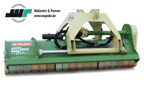www.wupodo.de Wallentin & Partner GmbH Stark Frontmulcher KDX 200 Profi