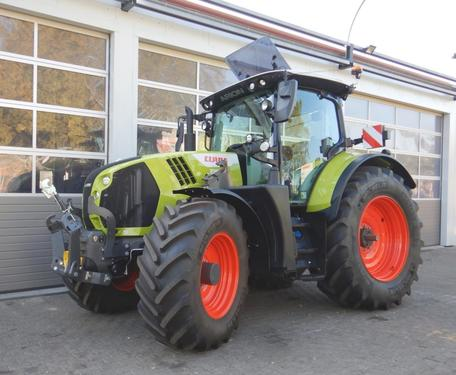 CLAAS arion 630 cebis a96