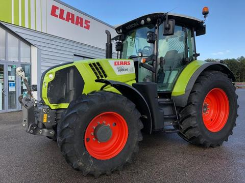 CLAAS arion 650 cmatic (a37/400)