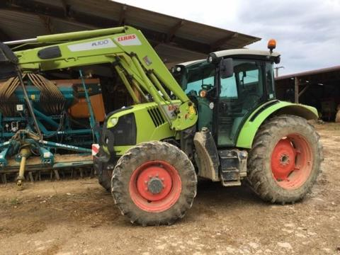 CLAAS arion 430 cis t4f