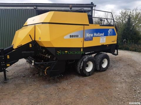 New Holland bb950a cropcutter