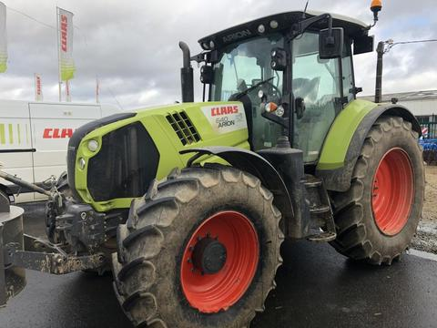 CLAAS arion 640 t4i