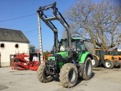 Deutz-Fahr Tracteur agricole 61204 Deutz-Fahr