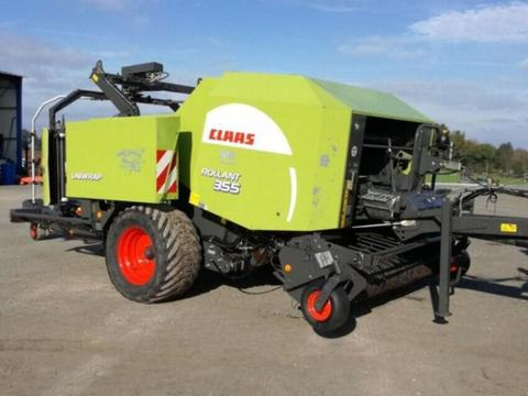 CLAAS ROLLANT 355