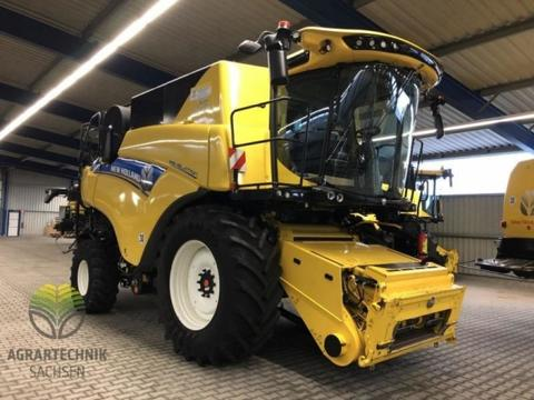 New Holland cr 8.90 relevation