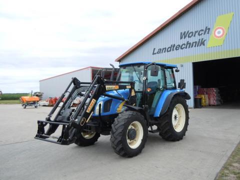 New Holland t5060 allrad dualcom