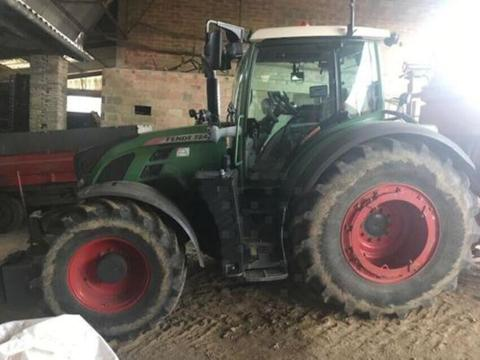 Fendt 724 VARIO PROFI PLUS