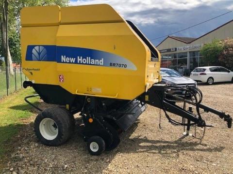 New Holland BR 7070 Super FeedII