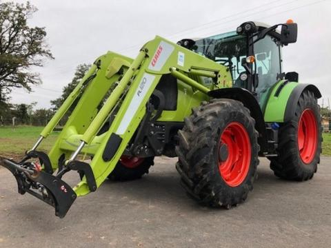 CLAAS arion 430 t4f