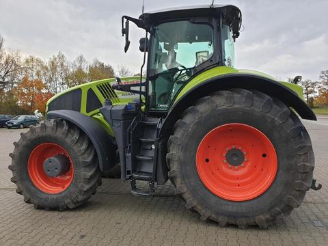CLAAS axion 930 cis +