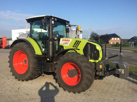 CLAAS Arion 660 CMatic CIS+