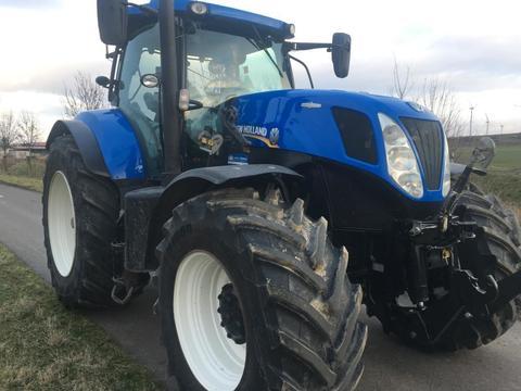 New Holland Schlepper / Traktor T7.270 AC