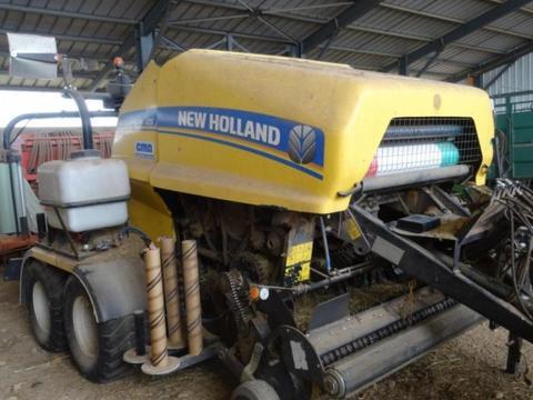 New Holland COMBI 125
