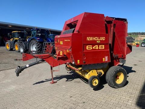 New Holland br 648