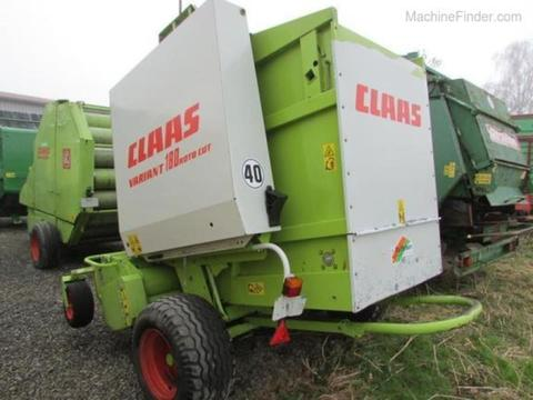 CLAAS Variant 180 RotoCut