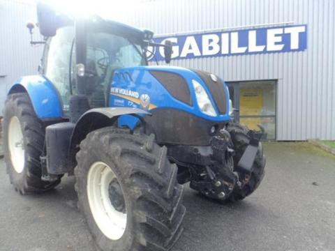 New Holland t7190rc
