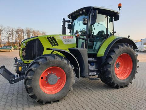 CLAAS arion 650 cis +