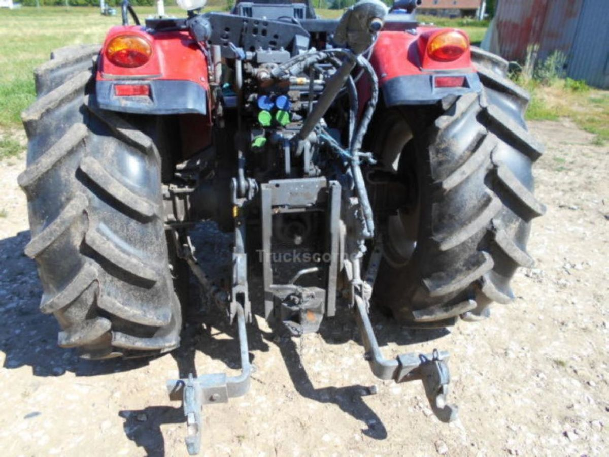 Massey Ferguson 3660 F - Allrad - Landwirt com