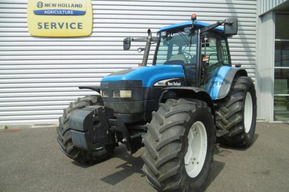 New Holland TM 155 ...