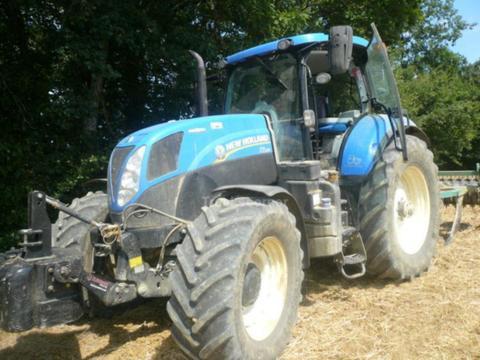 Used New Holland T7 210 Autocommand - Landwirt com