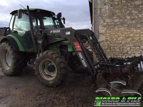 Deutz-Fahr Tracteur agricole Agrotron80mk3 Deutz-Fahr