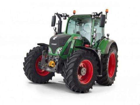 Fendt 718 Power Plus Tractor - £110,000 +vat