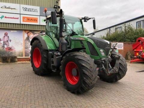 Fendt 724 Profi Plus Tractor - £81,450.00 +VAT