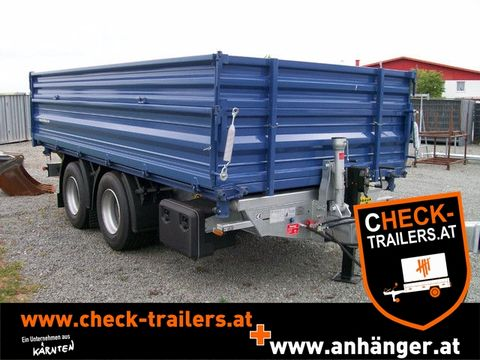 Sonstige Schwerlast Dreiseitenkipper check-trailers.at