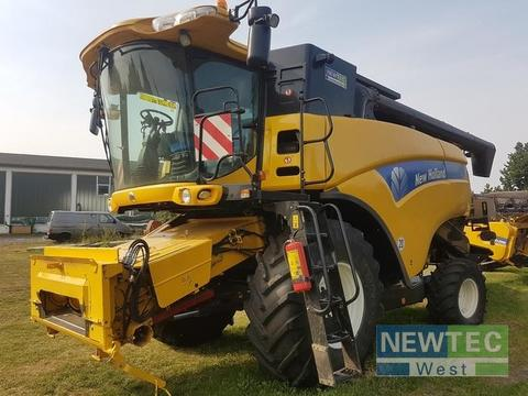 New Holland CX 8040 SCR