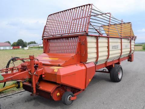 Strautmann Vitesse 230 E mit einer guten Ausstattung - nur