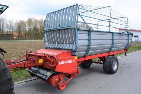 Mengele LW 300 Economy ein Leichtbau-Ladewagen mit neuen